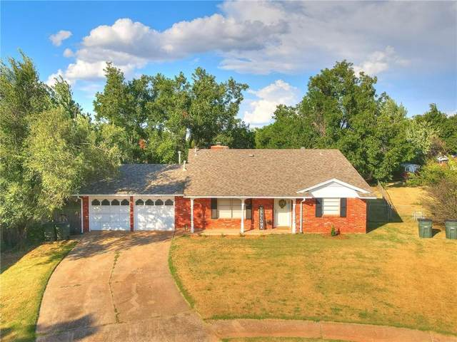 3809 Frostwood Terrace, Del City, OK 73115 (MLS #973112) :: Maven Real Estate