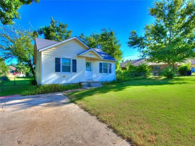 14835 E 2nd Street, Choctaw, OK 73020 (MLS #973156) :: KG Realty