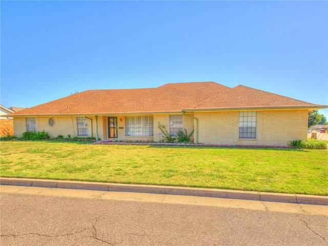 5101 SE 56th Street, Oklahoma City, OK 73135 (MLS #973162) :: Meraki Real Estate