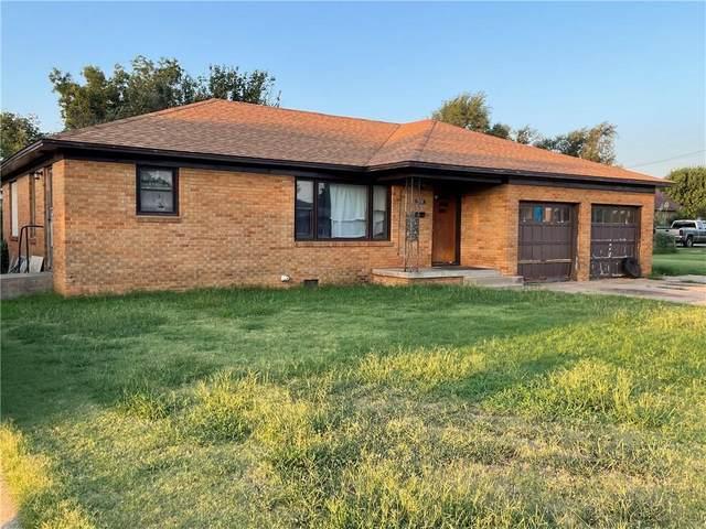 322 Hayden Boulevard, Elk City, OK 73644 (MLS #973165) :: Meraki Real Estate