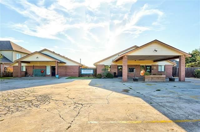 11801 Southwood Drive, Oklahoma City, OK 73170 (MLS #973166) :: Meraki Real Estate