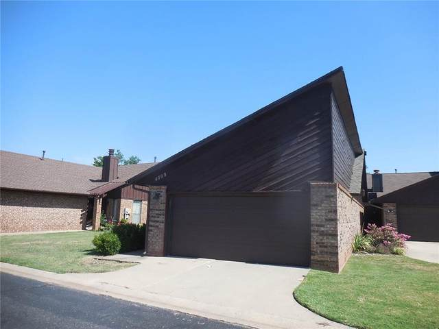 4709 Hemlock Lane, Oklahoma City, OK 73162 (MLS #973181) :: Meraki Real Estate