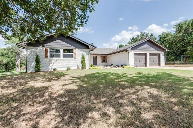 21479 E Britton Road, Harrah, OK 73045 (MLS #973263) :: Sold by Shanna- 525 Realty Group