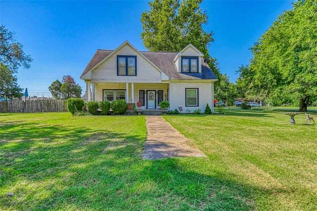 128 W Beech Street, Lexington, OK 73051 (MLS #973266) :: Keller Williams Realty Elite