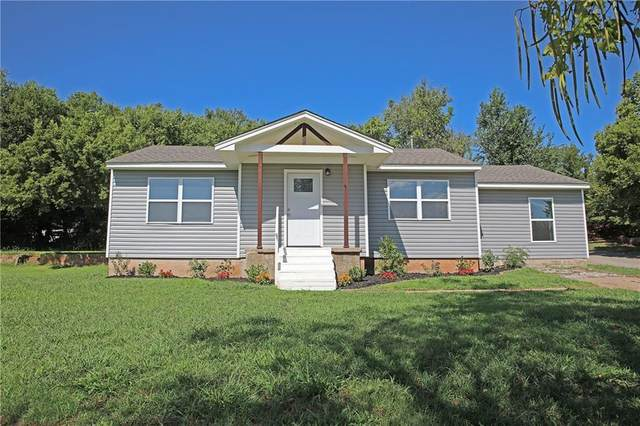 737 N 3rd Street, Purcell, OK 73080 (MLS #973267) :: Meraki Real Estate