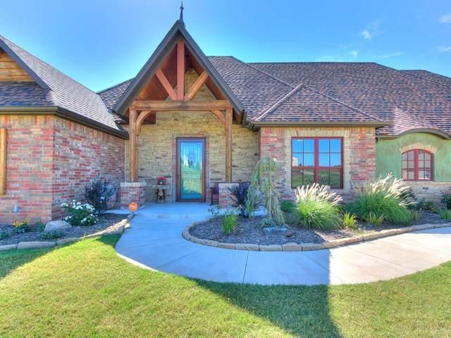 1217 Prairie Meadow Lane, Tuttle, OK 73089 (MLS #973274) :: Meraki Real Estate