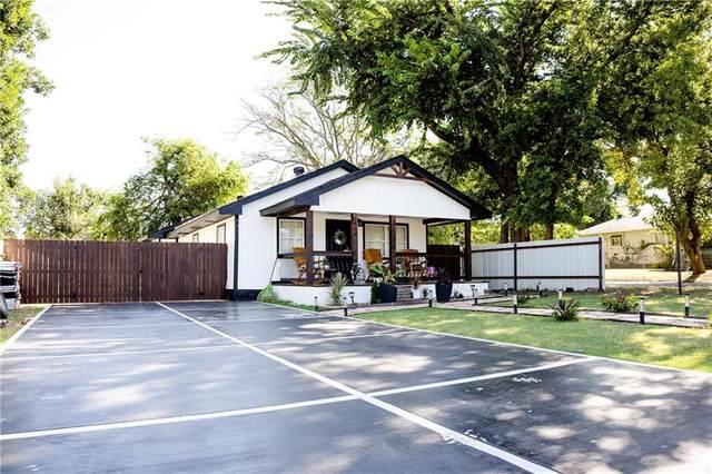 1544 SW 28th Street, Oklahoma City, OK 73108 (MLS #973276) :: Erhardt Group