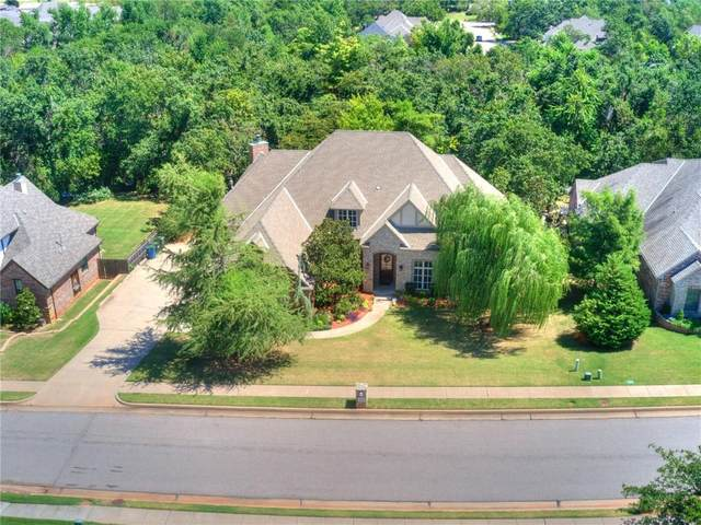 3720 Creek Bend Road, Edmond, OK 73003 (MLS #973282) :: Meraki Real Estate