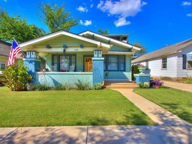 606 E Cleveland Avenue, Guthrie, OK 73044 (MLS #973284) :: Meraki Real Estate