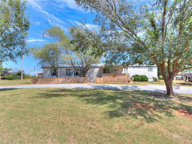 12499 Country Home Drive, Guthrie, OK 73044 (MLS #973285) :: Maven Real Estate