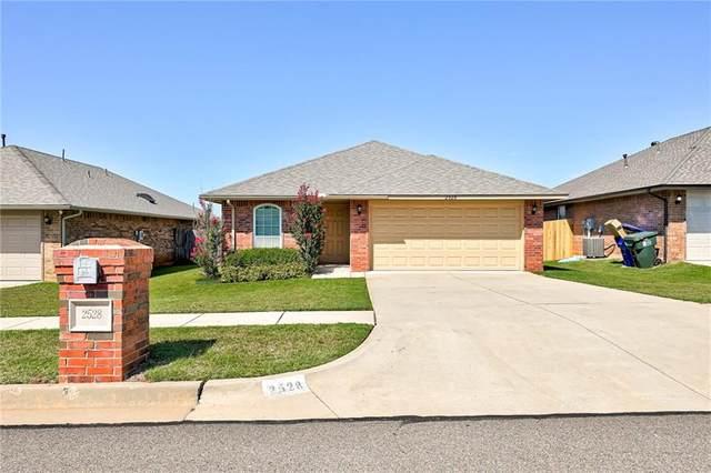 2528 Fawn Run Crossing, Norman, OK 73071 (MLS #973287) :: Meraki Real Estate