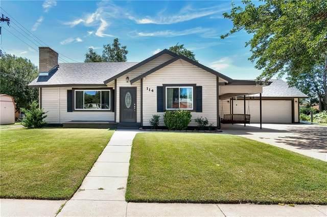 114 W 1st Street, Elk City, OK 73644 (MLS #973294) :: Maven Real Estate