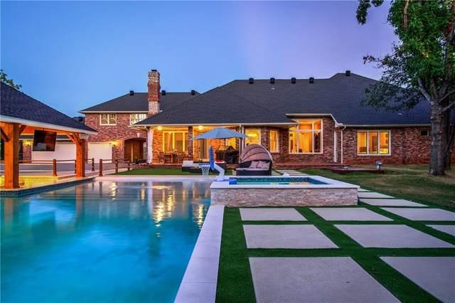 5901 N Santa Fe Avenue, Edmond, OK 73025 (MLS #973303) :: Keller Williams Realty Elite