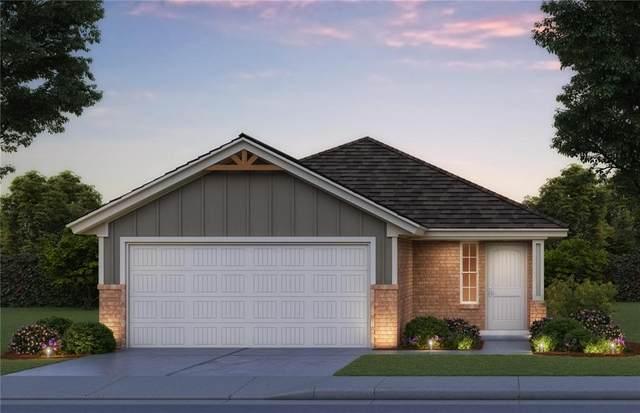 3825 Central Park Drive, Moore, OK 73160 (MLS #973343) :: Meraki Real Estate