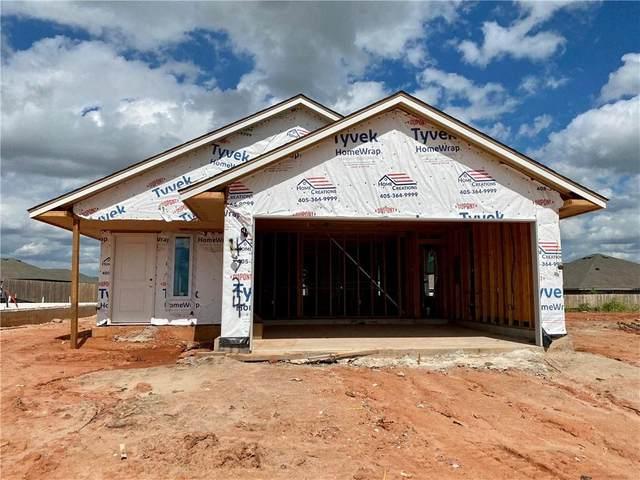 4724 Crystal Hill Drive, Oklahoma City, OK 73179 (MLS #973373) :: Maven Real Estate