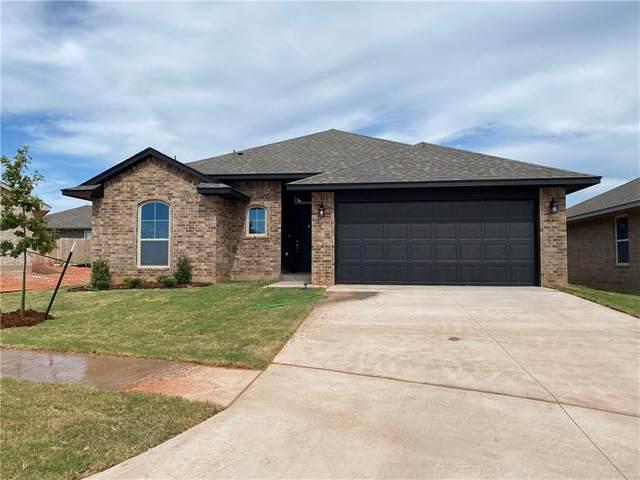 4608 Crystal Hill Drive, Oklahoma City, OK 73179 (MLS #973375) :: Maven Real Estate