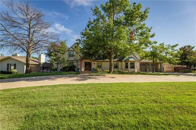 1802 N Elmhurst Avenue, Nichols Hills, OK 73120 (MLS #973395) :: Erhardt Group