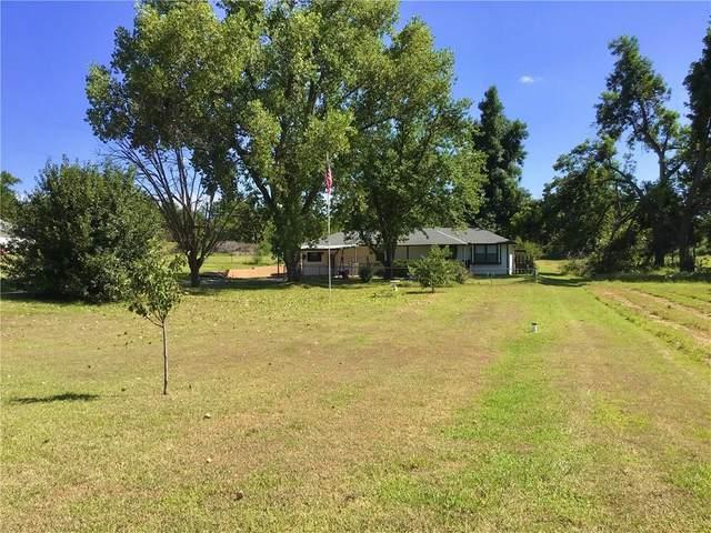 11100 Jeffords Avenue, Choctaw, OK 73020 (MLS #973401) :: Erhardt Group