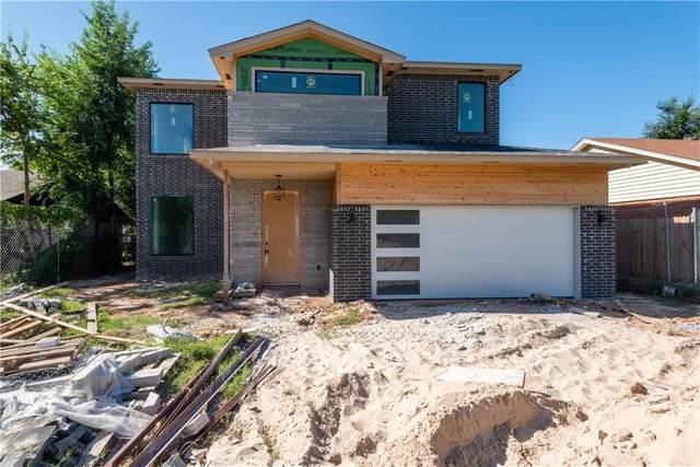 1124 NE 5th Street, Oklahoma City, OK 73117 (MLS #973415) :: Meraki Real Estate