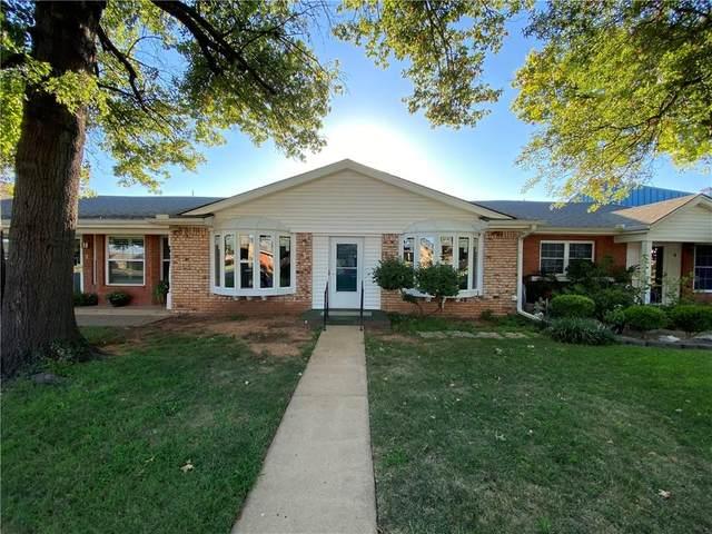 513 S Maple Street #3, Weatherford, OK 73096 (MLS #973417) :: Homestead & Co
