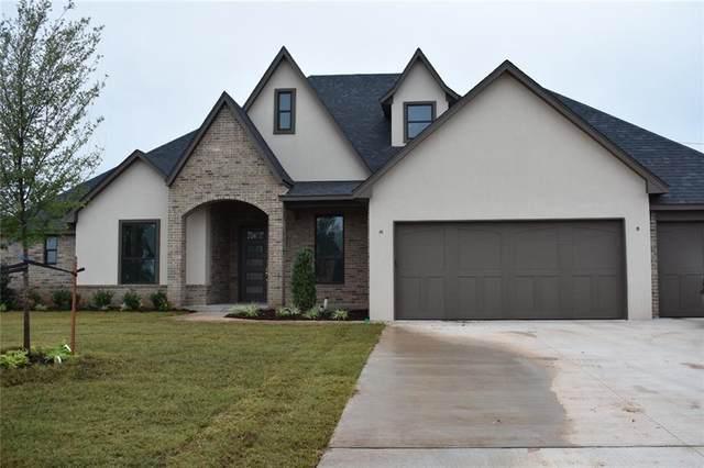 324 Saint Claire Drive, Edmond, OK 73025 (MLS #973424) :: Meraki Real Estate