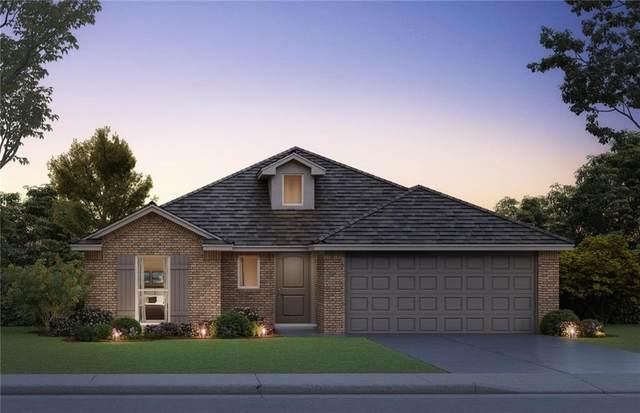 9500 Ashford Drive, Yukon, OK 73099 (MLS #973432) :: Maven Real Estate
