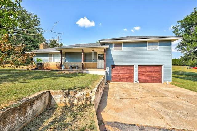 8700 Hillview Drive, Oklahoma City, OK 73150 (MLS #973492) :: Sold by Shanna- 525 Realty Group