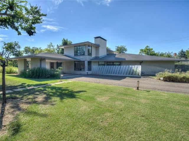 1701 W Wilshire Boulevard, Oklahoma City, OK 73116 (MLS #973504) :: Keller Williams Realty Elite