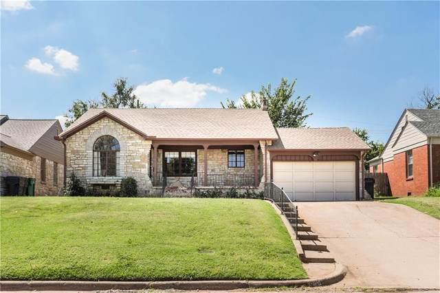 536 NW 36TH Terrace, Oklahoma City, OK 73118 (MLS #973510) :: Meraki Real Estate