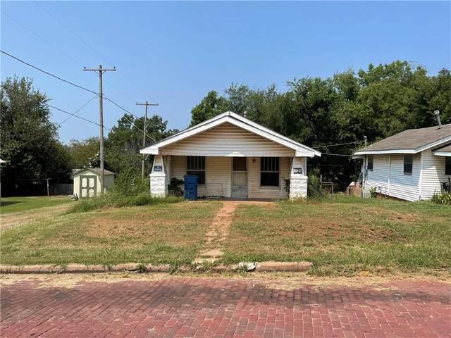 809 S Iowa Avenue, Chandler, OK 74834 (MLS #973515) :: Maven Real Estate