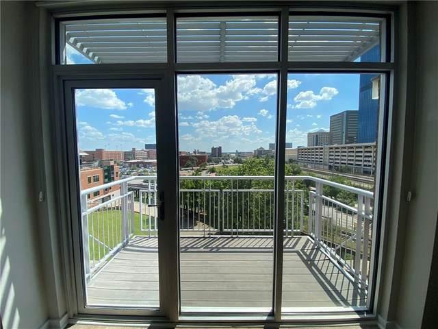 1 NE 2nd Street #417, Oklahoma City, OK 73104 (MLS #973516) :: Erhardt Group