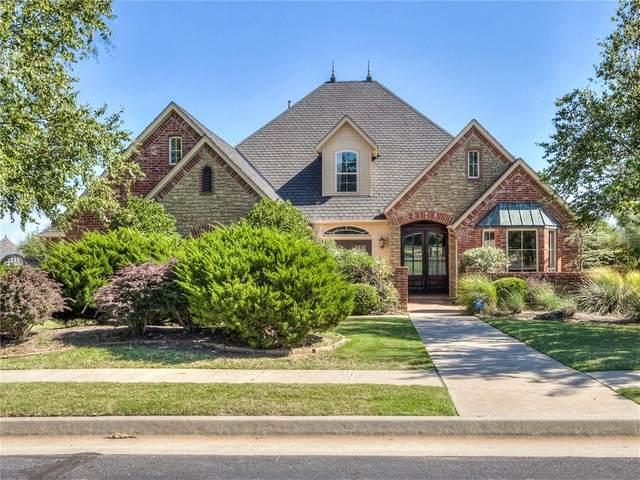 5620 NW 132nd Street, Oklahoma City, OK 73142 (MLS #973529) :: Erhardt Group
