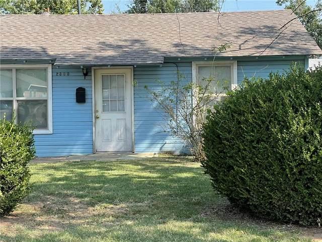 2505 SW 43rd Street, Oklahoma City, OK 73119 (MLS #973598) :: Meraki Real Estate