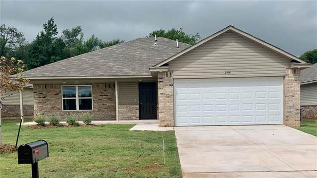 206 Tuscany Circle, Noble, OK 73068 (MLS #973600) :: Sold by Shanna- 525 Realty Group