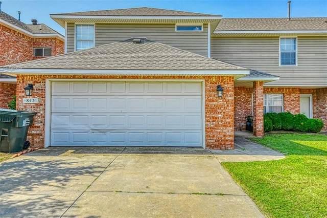 843 Rambling Oaks Drive, Norman, OK 73072 (MLS #973604) :: KG Realty