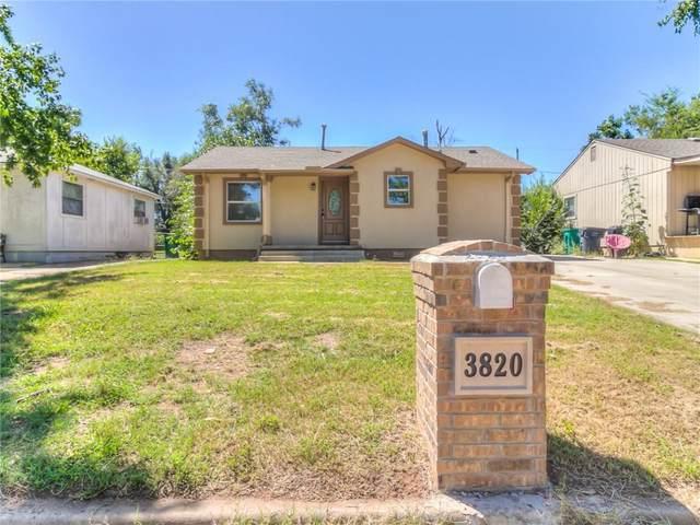 3820 SW 40th Street, Oklahoma City, OK 73119 (MLS #973638) :: Erhardt Group