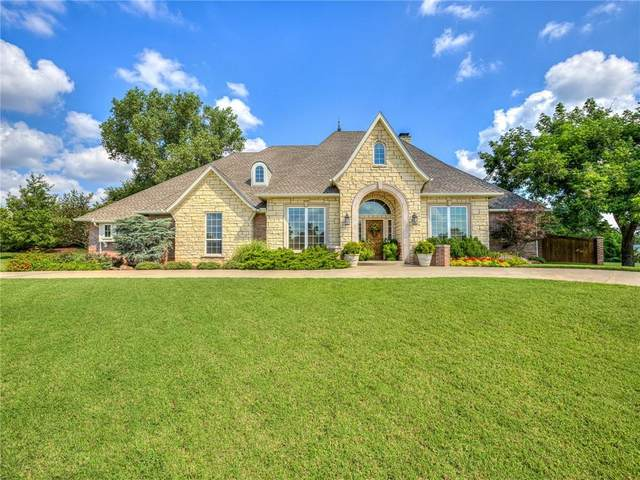 1981 High Ridge Drive, Blanchard, OK 73010 (MLS #973649) :: Meraki Real Estate