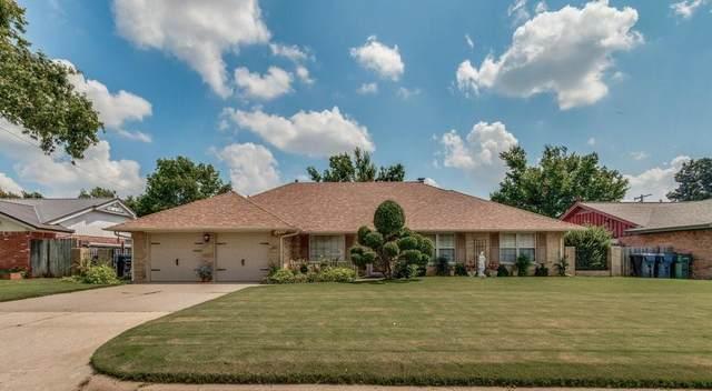 2800 N Meridian Court, Oklahoma City, OK 73127 (MLS #973652) :: Keller Williams Realty Elite
