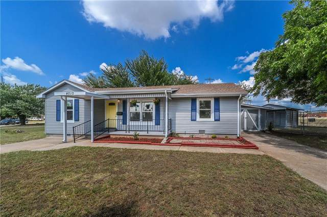 4010 Dogwood Drive, Midwest City, OK 73110 (MLS #973656) :: Meraki Real Estate