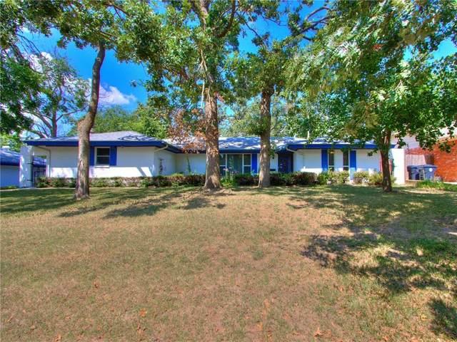 8333 NW 25th Street, Bethany, OK 73008 (MLS #973663) :: The UB Home Team at Whittington Realty