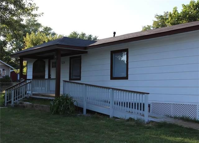 524 W Forrest Street, Shawnee, OK 74801 (MLS #973680) :: Meraki Real Estate