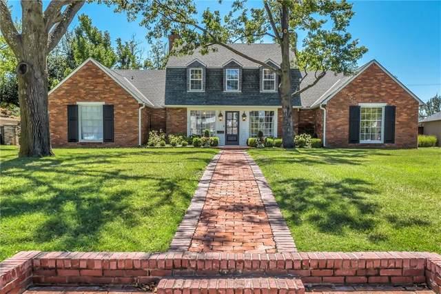 1704 Guilford Lane, Nichols Hills, OK 73120 (MLS #973708) :: Erhardt Group