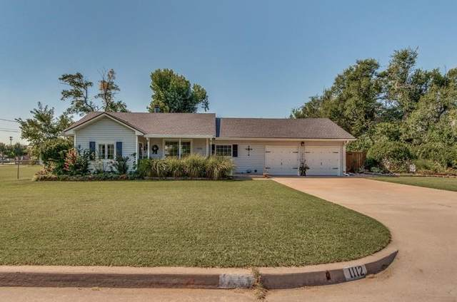 1112 SW 83rd Street, Oklahoma City, OK 73139 (MLS #973738) :: Erhardt Group