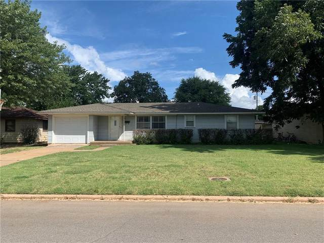 711 E Tom Stafford Street, Weatherford, OK 73096 (MLS #973776) :: Sold by Shanna- 525 Realty Group