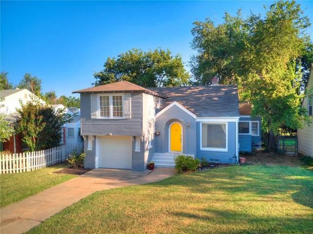 2309 Cashion Place, Oklahoma City, OK 73112 (MLS #973778) :: Keller Williams Realty Elite