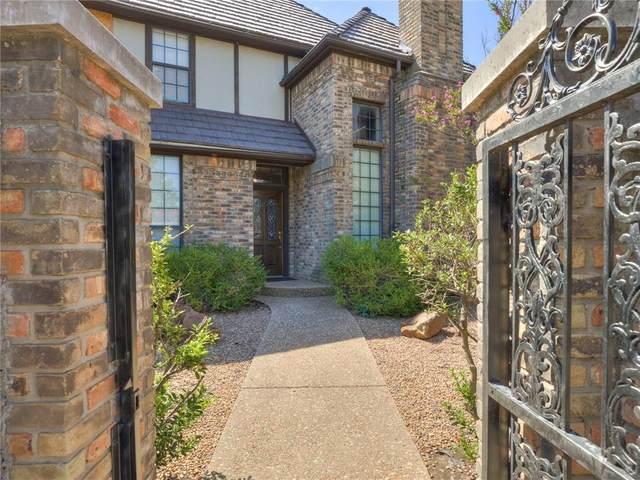 332 Brookford Square, Norman, OK 73072 (MLS #973781) :: Meraki Real Estate