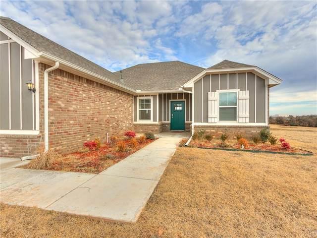 11610 Split Oak Circle, Guthrie, OK 73044 (MLS #973822) :: Homestead & Co