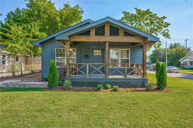2332 NW 17th Street, Oklahoma City, OK 73107 (MLS #973857) :: Meraki Real Estate