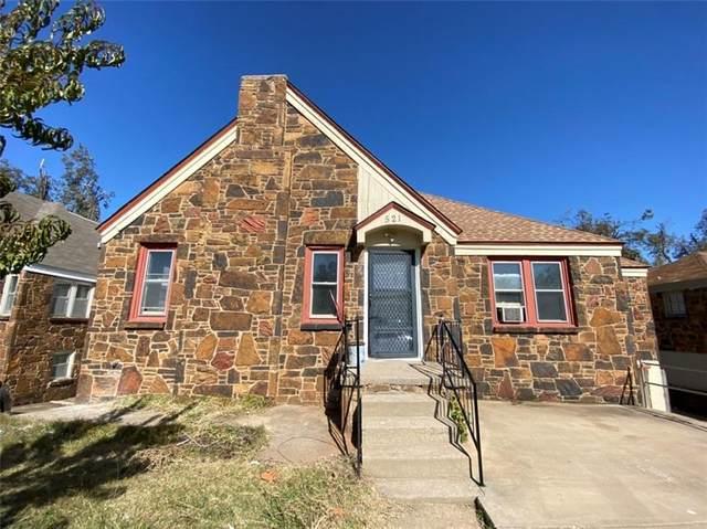 521 SW 35th Street, Oklahoma City, OK 73109 (MLS #973864) :: Erhardt Group