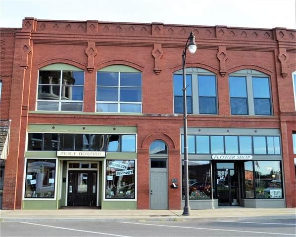 106108 E Main Street, Cordell, OK 73632 (MLS #973868) :: Erhardt Group